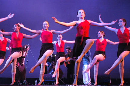 SDCDA Dances with Yale Strom and the Hot Pstromis