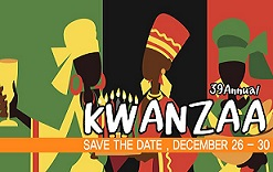 39th Annual Kwanzaa Celebration