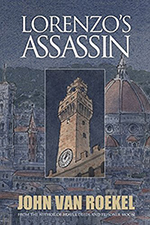 Book Signing: Lorenzo's Assassin