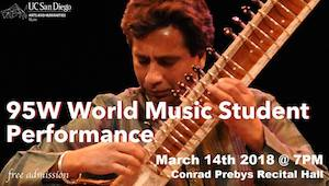 World Music Student Performance