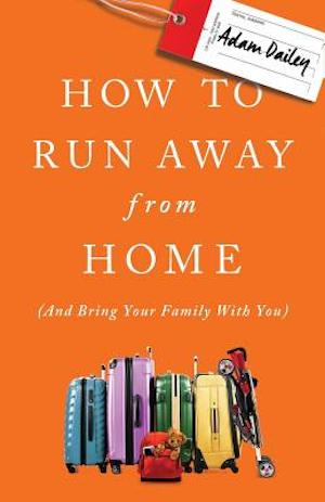 Book Signing: How to Run Away from Home