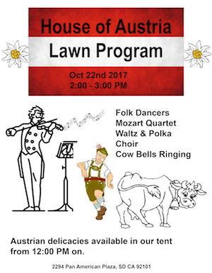 Lawn Program: House of Austria