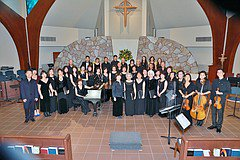 San Diego Chinese Choral Concert