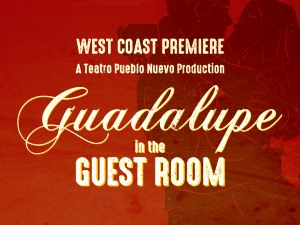 Stage: Guadalupe in the Guest Room