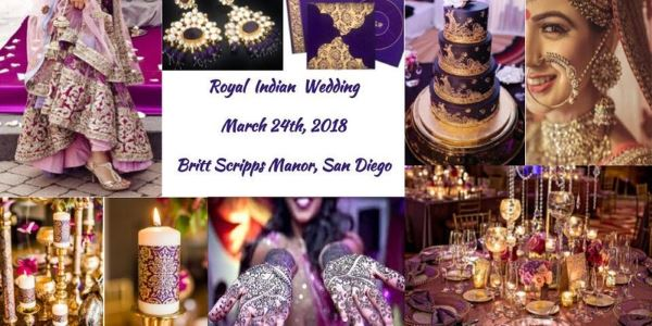 International Heritage Styled Shoot -Royal Indian Wedding