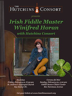 Music: Hutchins Consort with Winifred Horan