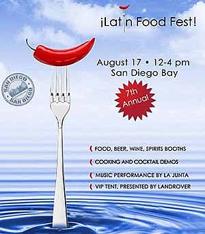 7th Annual Latin Food Fest!