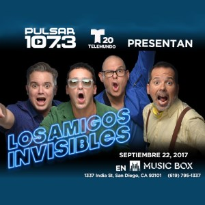 Music: Los Amigos Invisibles