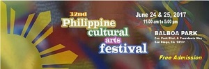 32nd Philippine Cultural Arts Festival
