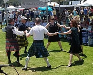 Beginning Scottish Dance