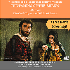 Film: The Taming of the Shrew