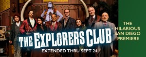 Stage: The Explorers Club