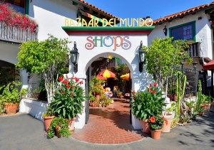 Santa Fe Marketplace At Bazaar Del Mundo