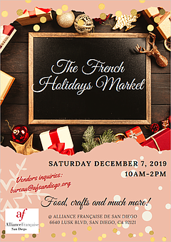 French Holidays Market
