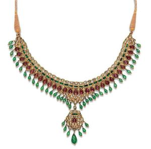 Centuries of Opulence: Jewels of India