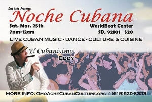 Music and Dance: Noche Cubana