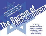 Talk: The Racism of Antisemitism