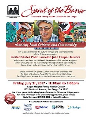 Spirit of the Barrio: Juan Felipe Herrera