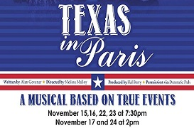 Stage: Texas in Paris