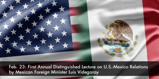Annual Lecture on U.S.-Mexico Relations