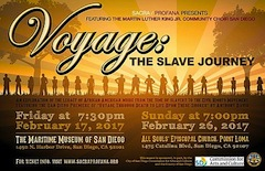 Stage: Voyage, The Slave Journey