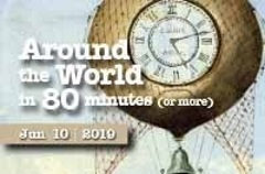 Presentation: Around The World In 80 Minutes (Or More)