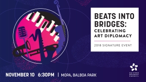 Beats Into Bridges: Celebrating Art Diplomacy
