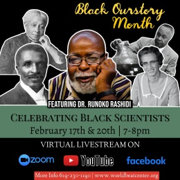 Celebrating Black Scientists: Part 2