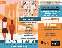Juneteenth Celebration: Crumbs from the Table of Joy