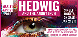 Stage: Hedwig and the Angry Inch