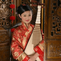 Music: Chinese Pipa Music with Jie Ma