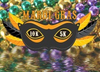 Mardi Gras 10K and 5K Charity Trail Race