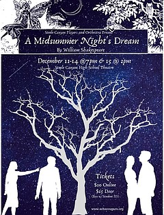 Stage: A Midsummer Night's Dream