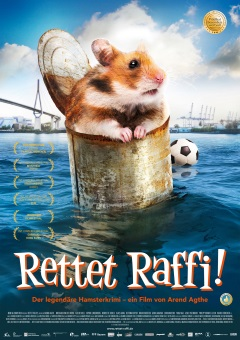 Film: Rettet Raffi! (My Friend Raffi!)