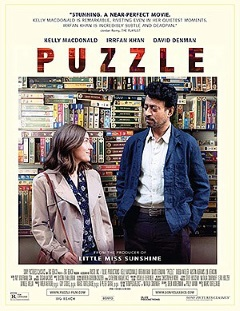 Film & Discussion: Puzzle