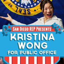 Live Streaming Comedy: Kristina Wong for Public Office