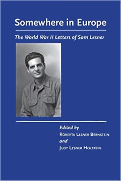 Book Signing: Somewhere in Europe - The WWII Letters of Sam Lesner