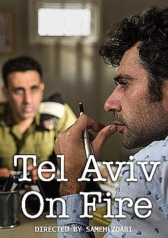 Film and Discussion: Tel Aviv on Fire