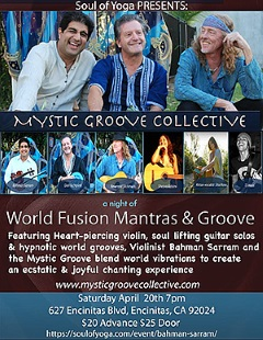 Ecstatic World Fusion Concert