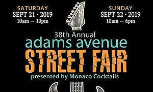 Adams Avenue Street Fair