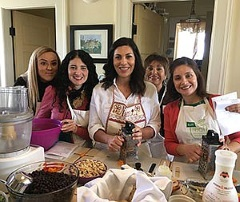 Mediterranean Flavors Cooking Class