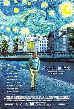 Film: Midnight in Paris