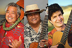 Masters of Hawaiin Music Concert